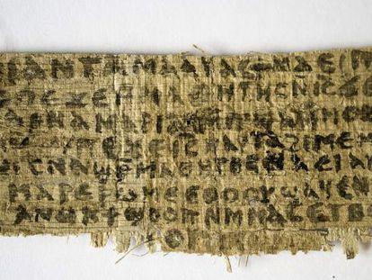 O mistério do papiro da mulher de Jesus continua sem ser revelado