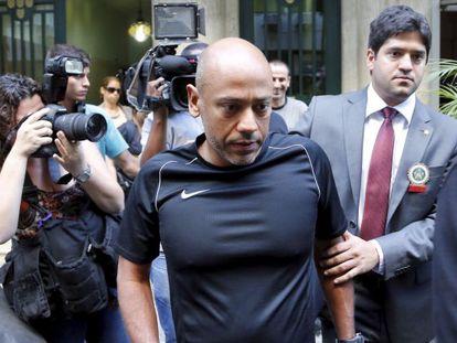 Prisão do coronel da Polícia Militar do Rio de Janeiro, Alexandre Fontenelle, nesta semana.