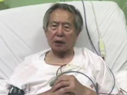 """Alberto Fujimori pede perdão aos """"compatriotas decepcionados"""""""