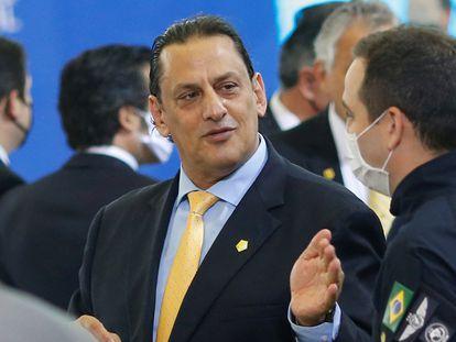 Frederick Wassef, ex-advogado da família Bolsonaro, em junho passado.
