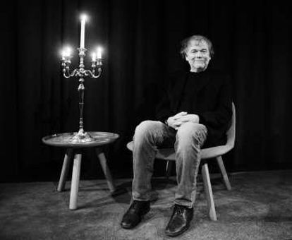 O escritor Jostein Gaarder