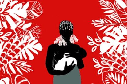 Ilustração do romance 'Doramar ou a Odisseia', de Itamar Vieira Junior.