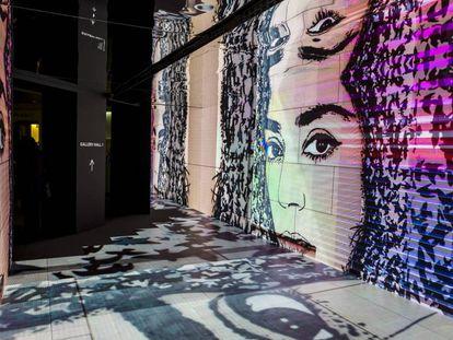 A Art Dubai, feira internacional de arte realizada nessa cidade em março, no hotel Madinat Jumeirah.