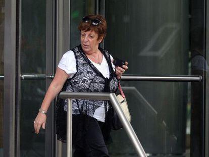 A promotora Viviana Fein, encarregada de investigar a morte de Alberto Nisman.