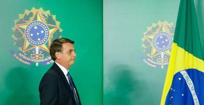 Bolsonaro, que visita neste sábado a área afetada.