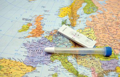 A Europa abre suas fronteiras aos vacinados.