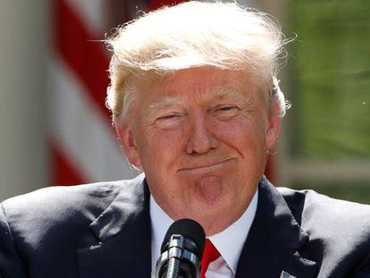 Donald Trump enterra esforço global para deter mudança climática
