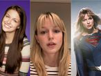 Melissa Benoist, en 'Glee', en su vídeo de Instagram y en 'Supergirl'.