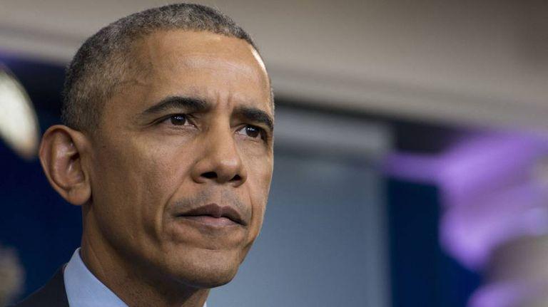 Obama em coletiva de imprensa