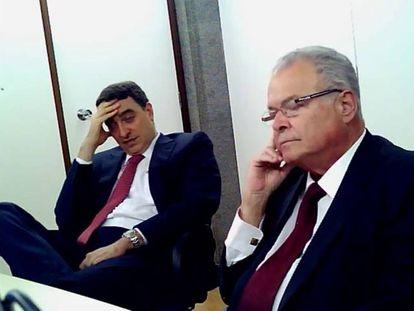 """VÍDEO   A bronca do procurador que calou Emílio Odebrecht: """"Deixa de historinha"""""""