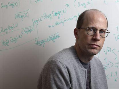 Nick Bostrom, no Instituto do Futuro da Humanidade.