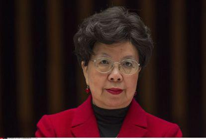 Margaret Chan, diretora geral da OMS.