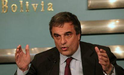O ministro da Justiça, José Eduardo Cardozo.
