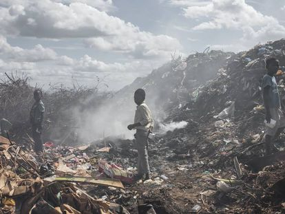Moçambique se recupera a duras penas de seu segundo ciclone