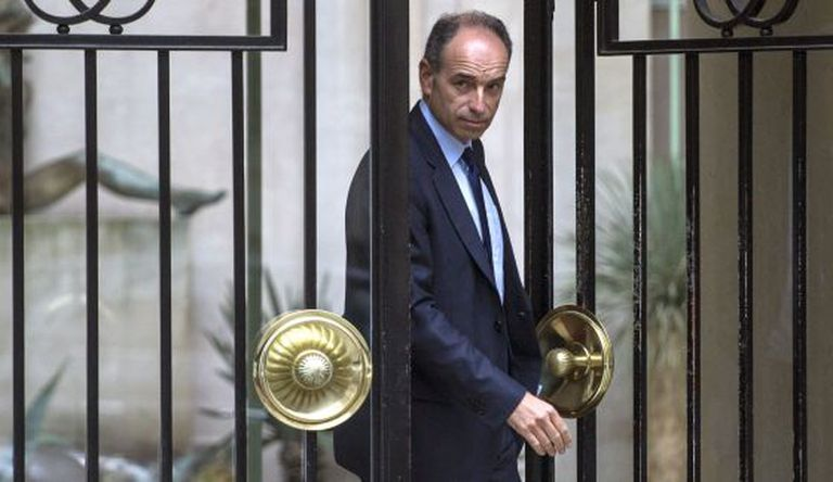 O presidente da UMP, Jean-François Cope.