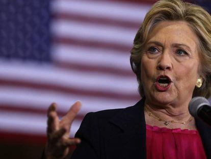 Vitória no primeiro debate injeta confiança na campanha de Hillary Clinton