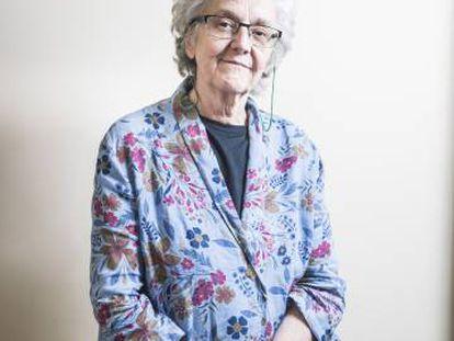 A jornalista Soledad Gallego-Díaz.
