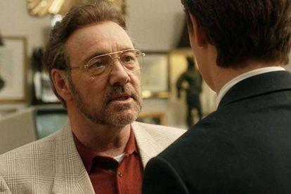 Kevin Spacey, em cena de 'Billionaire Boys Club'.