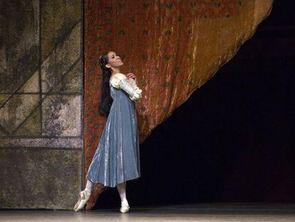 Misty Copeland em 'Romeu e Julieta', no dia 15 de junho.