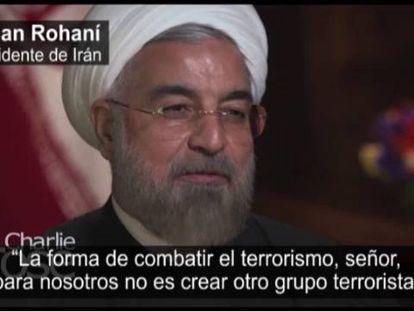 Presidente iraniano acusa o Ocidente pela expansão do Estado Islâmico (vídeo com legendas em espanhol)