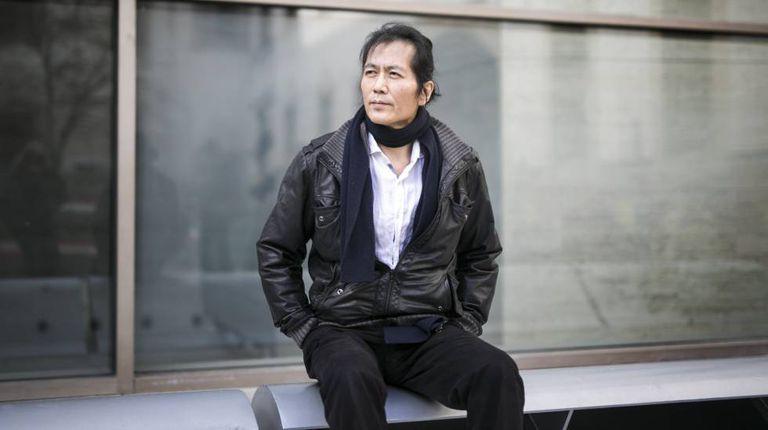 O filósofo Byung-Chul Han em Barcelona