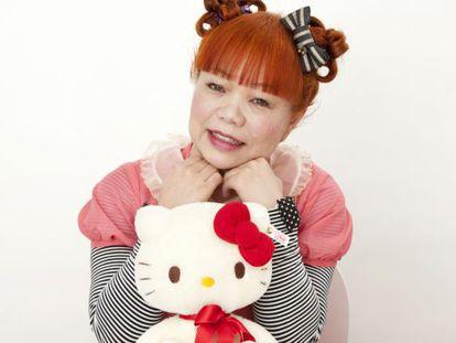 Yuko Yamaguchi, designer da Hello Kitty.