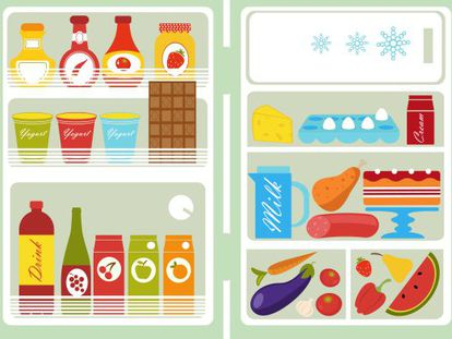 Como fazer com que os alimentos durem mais na geladeira