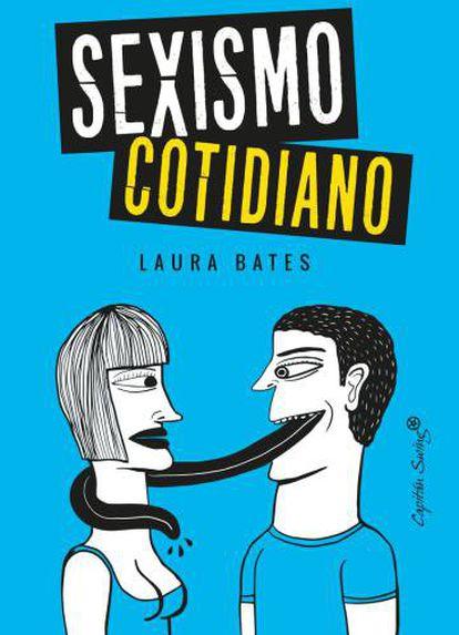Capa do livro 'Sexismo cotidiano'.