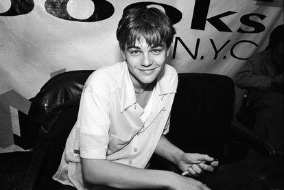 Leonardo DiCaprio é o ator mais famoso do planeta, mas ninguém sabe nada sobre ele. Na imagem, o astro retratado em Nova York em 1995.