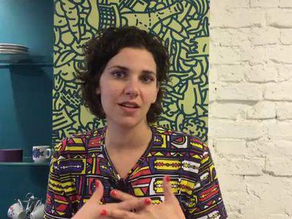 Carol Gutierrez, do Preto Café, em São Paulo.