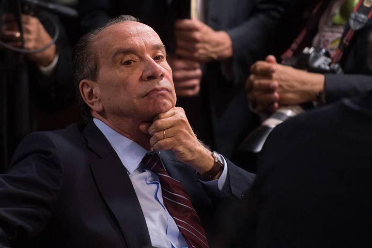 O senador Aloysio Nunes.