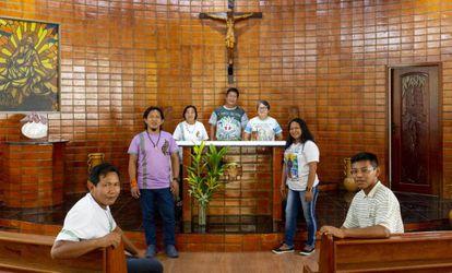 Participantes da assembleia regional do norte, celebrada em Manaus, é um dos preparativos para o sínodo da Amazônia