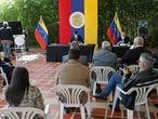 Venezuela's opposition leader Juan Guaido attends a session of Venezuela's National Assembly at a public park in Caracas, Venezuela December 15, 2020. Picture taken December 15, 2020. REUTERS/Manaure Quintero