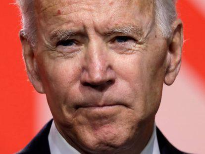 O ex-vice-presidente dos Estados Unidos, Joe Biden, em uma imagem de arquivo