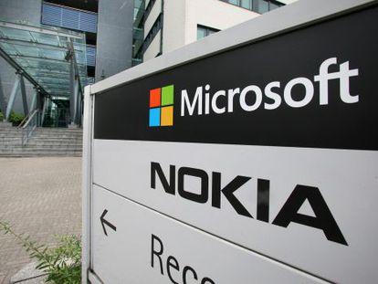Sede da Nokia em Peltola, Finlândia.