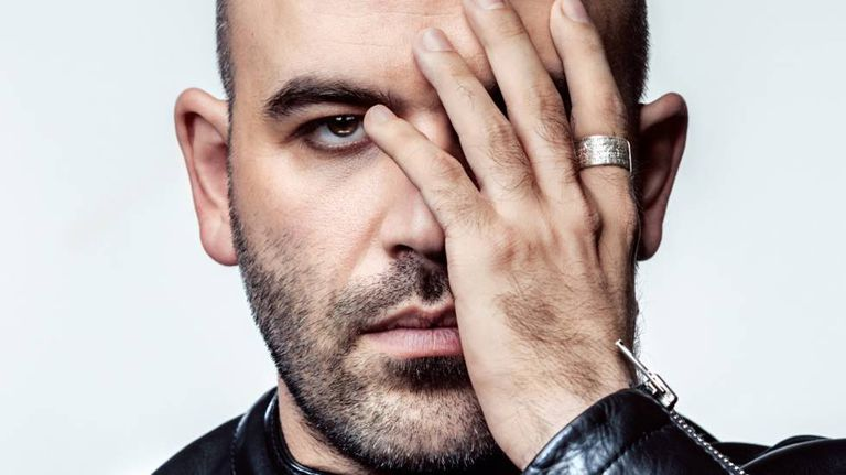 Roberto Saviano é autor da série 'Gomorra', sucesso mundial