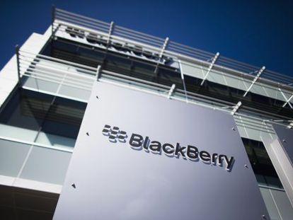 Sede da companhia BlackBerry em Waterloo (Ontario)