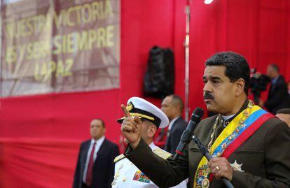 Países do bloco fechar cerco ao presidente Nicolás Maduro