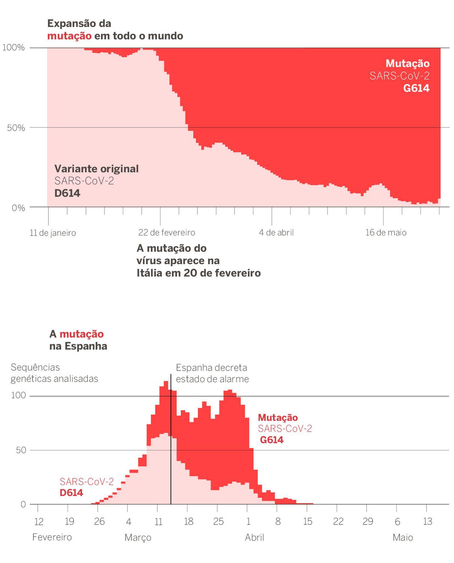 A enigmática mutação do coronavírus que agora domina o planeta 5