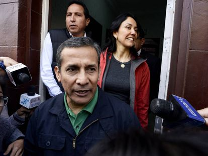 Ollanta Humala torna-se assim o segundo ex-mandatário peruano na prisão.
