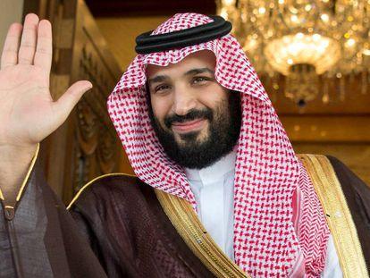 Mohamed Bin Salman foi designado herdeiro da coroa