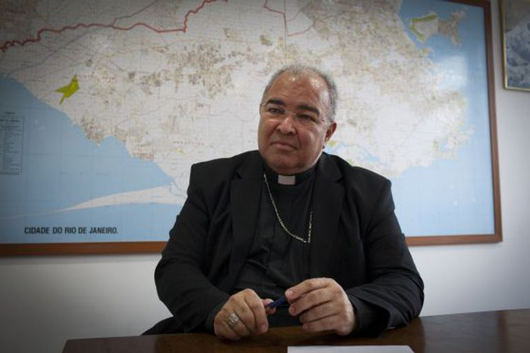 O cardeal Dom Orani João Tempesta.