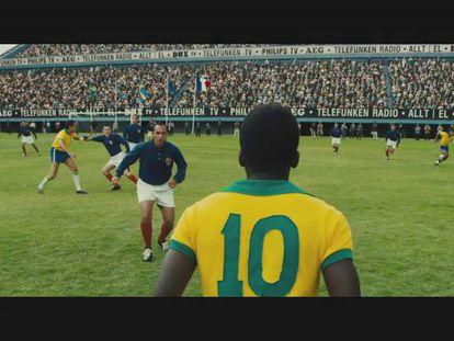 """Pelé: """"As pessoas não sabem que fui engraxate quando criança"""""""