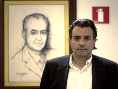 O empresário Otávio Fakhoury.