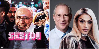 """Henrique Meirelles """"sextou"""" e Kátia Abreu exagerou no photoshop."""