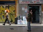 Sevilla 21/05/2020. foto sobre comercios en Sevilla. comercios en calle Jose Gestosofoto.ALEJANDRO RUESGA