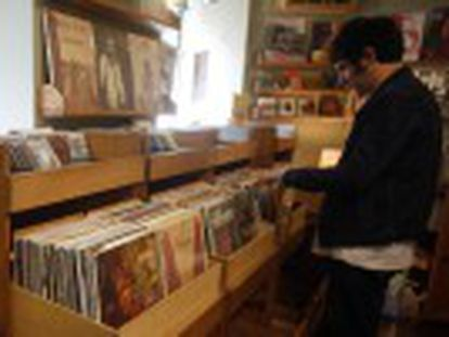 Em frente ao auge da streaming, que já conta com 75 milhões de usuários em todo o mundo, ressurge com força a venda de discos