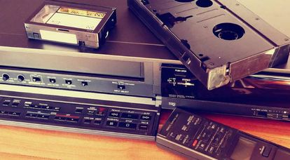 A Funai Electronics fabricava reprodutores e gravadores de fitas de vídeo desde 1983
