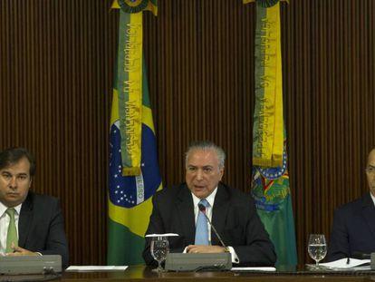 Janot: Michel Temer capitaneava esquema de propinas do PMDB