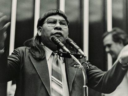 35 anos após Juruna, indígenas seguem sem representação política no Brasil